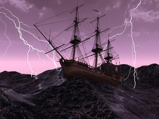 Past Life Regression Case Study: Pirates, Delivering The Goods, And Weathering Life's Storms