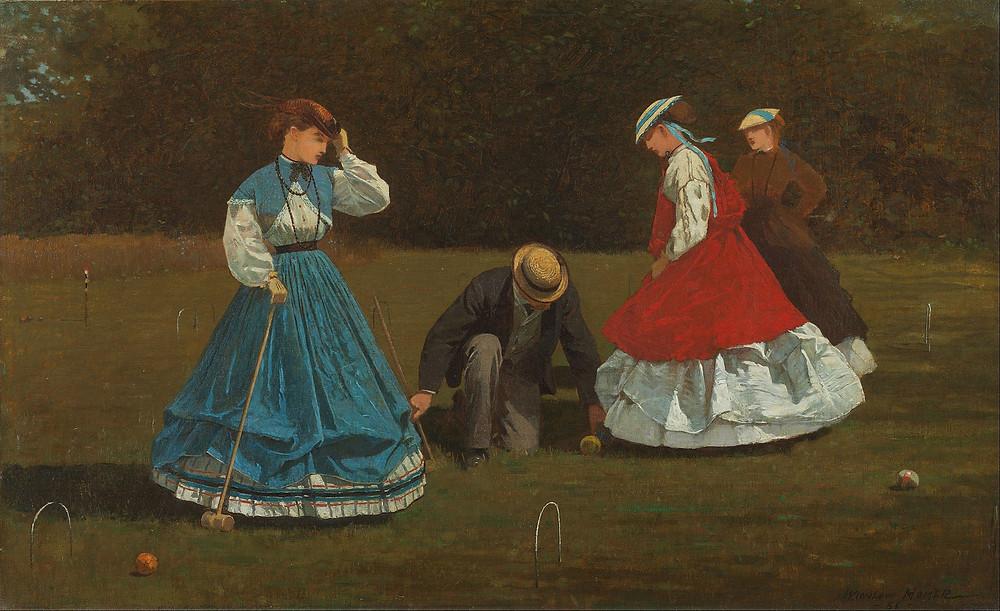 women fashion 1864