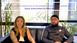 Ep 9 Speaking To The Universe  Valuable
