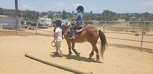 Teamwork Horsemanship Camp The Riding School Vista Ca.jpg