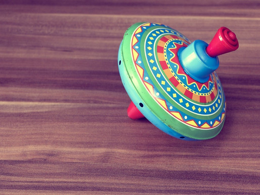 Life's Spinning Top And The Balanced Life Myth