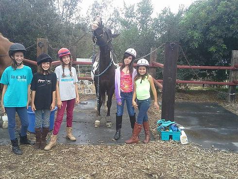 The Riding School Horse Camps Vista Ca.j