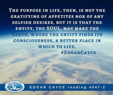 edgar cayce life coach