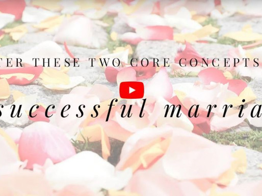 Restore Your Marriage In 2 Steps [VIDEO]