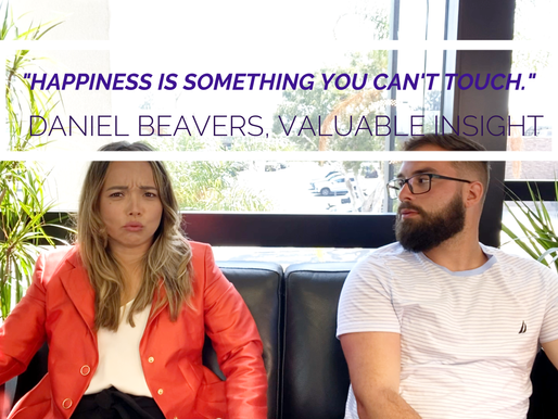 Happiness Ep. 5 Valuable Insight