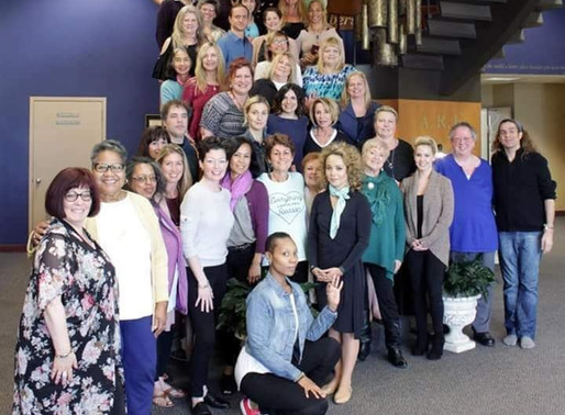 A.R.E. Professional Life Coach Certification Students Raise Over $1000 For Home Start Inc.