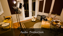 Audio production preview