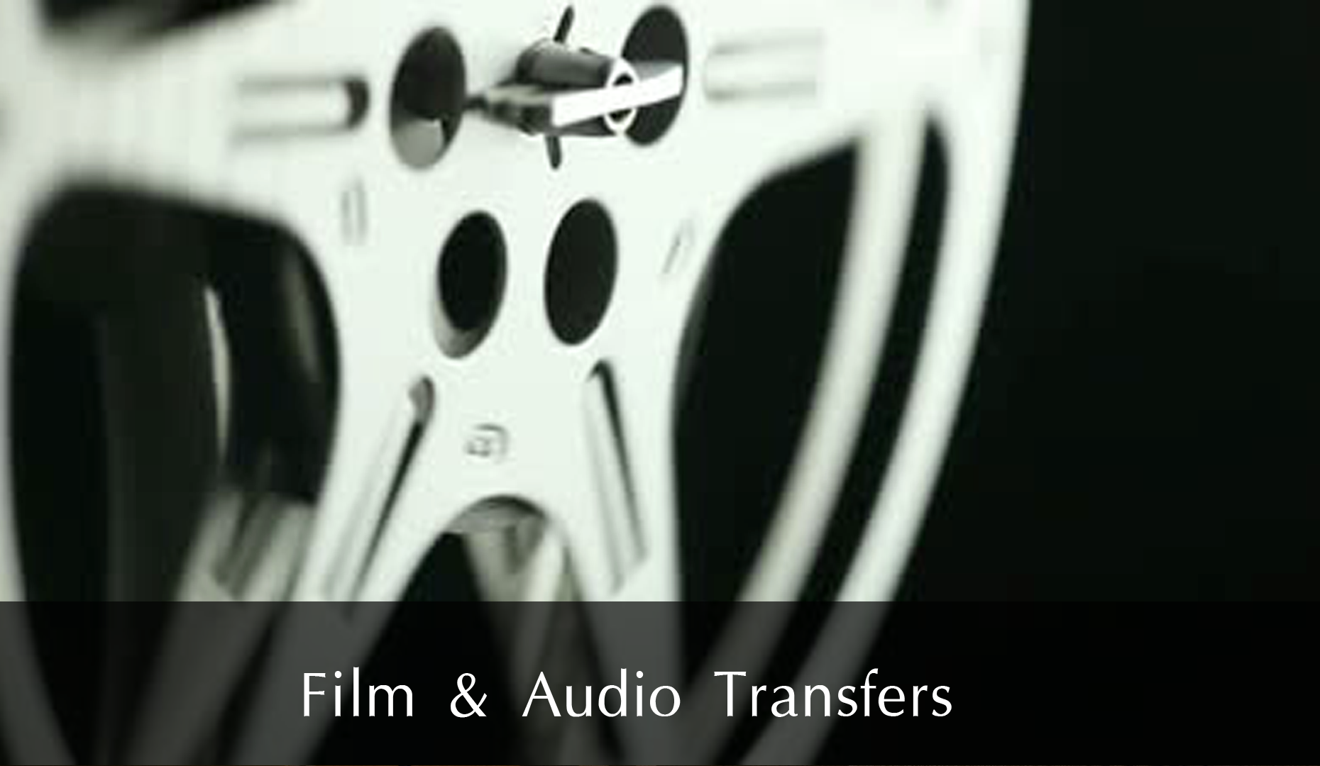 film and audio transfer preview
