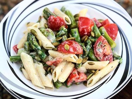 Refreshing Asparagus Salad