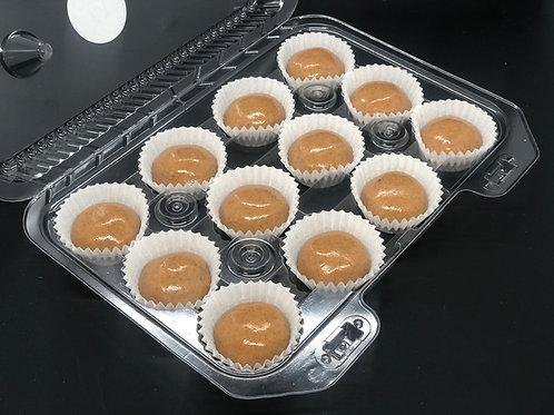 Vanilla Almond Protein Bites
