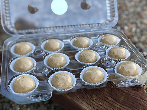 Cold Brew Coffee Protein Bites