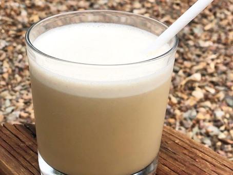 Café Vanilla Smoothie