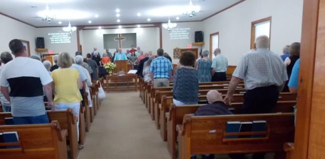 Worship July 2019