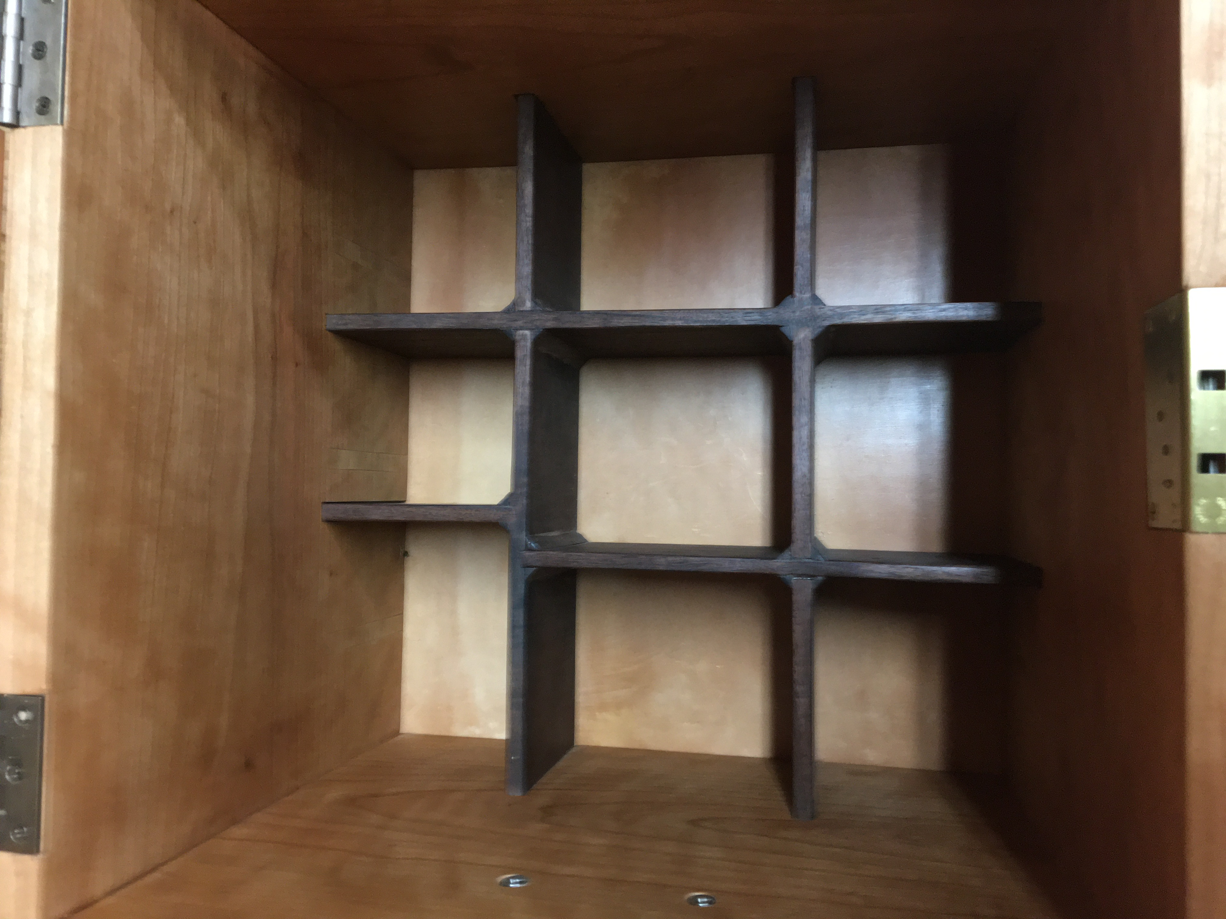 Cellarette Drawer Interior