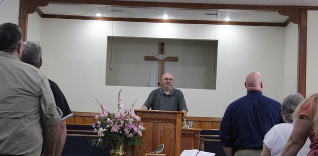 Sunday Evening Worship