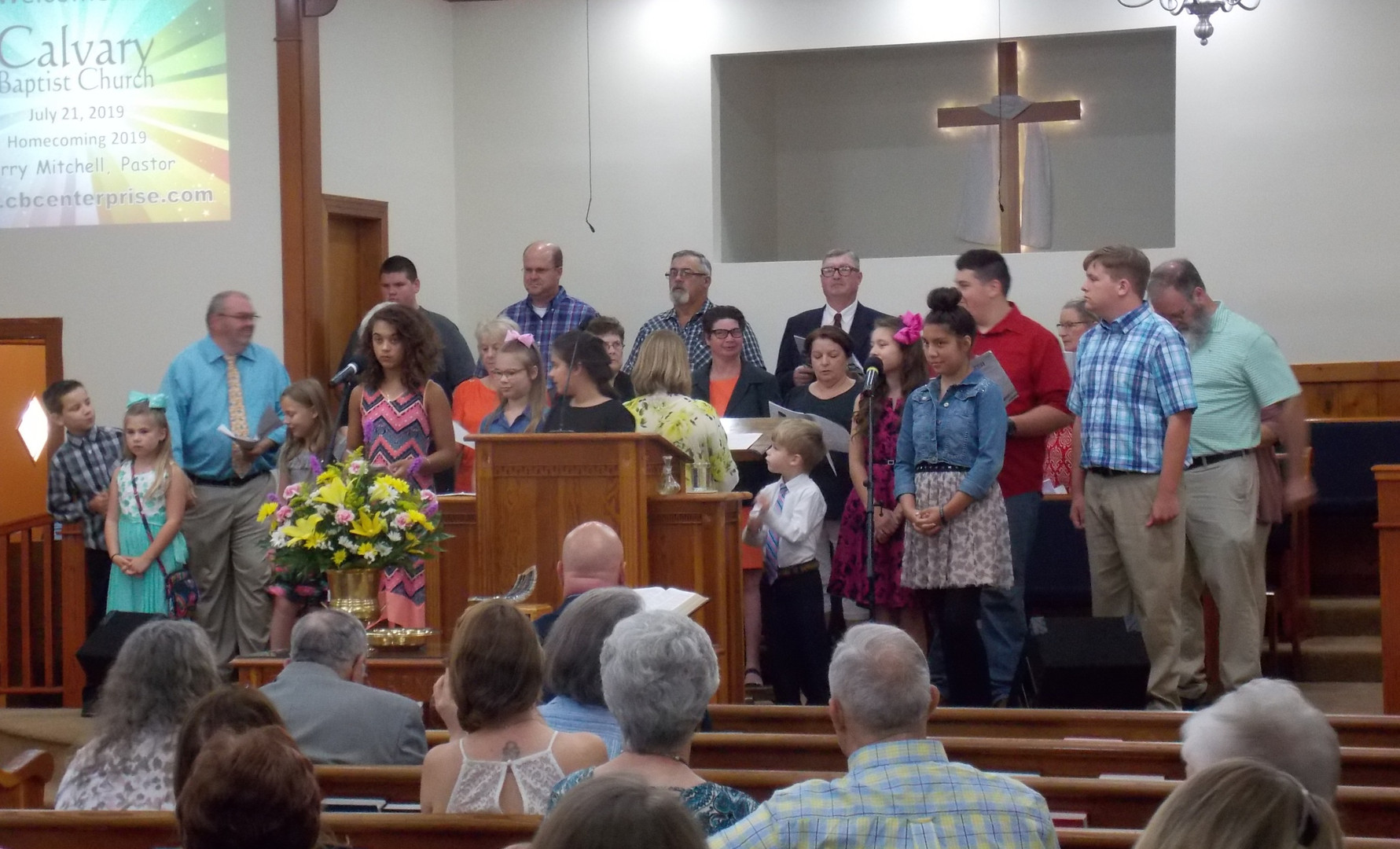 Choir with Youth & Children