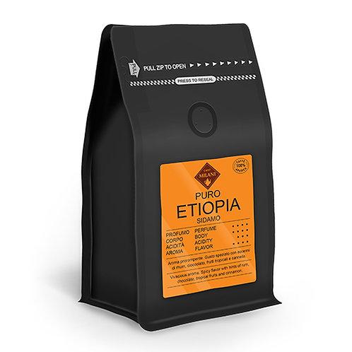 PURO ETHIOPIA SIDAMO 100% ARABICA COFFEE