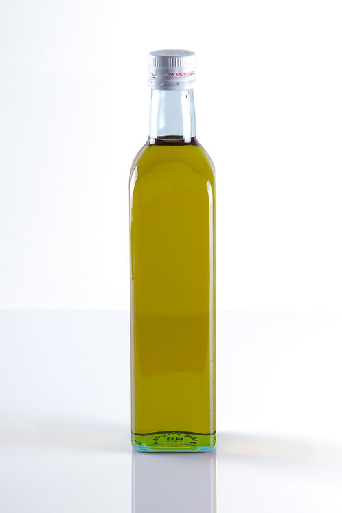 ORGANIC RICH EXTRA VIRGIN OLIVE OIL FROM SICILY