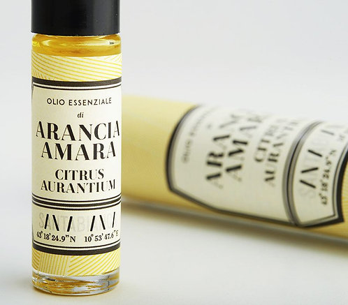 ORGANIC & PURE ESSENTIAL OIL 100% FROM TUSCANY 4-8 ML