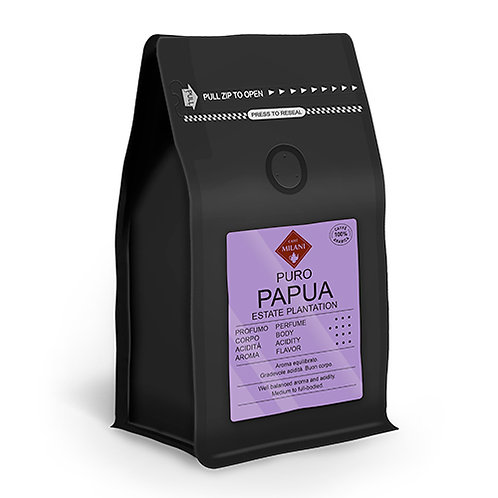 PURO PAPUA ESTATE PLANTATION 100% ARABICA COFFEE