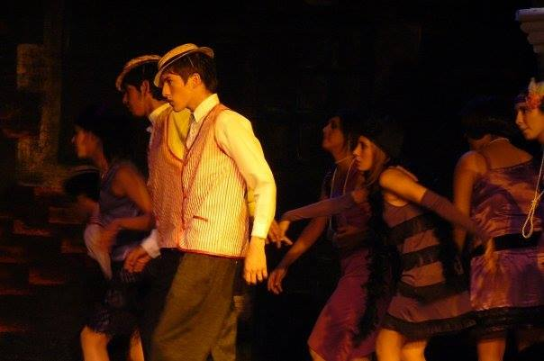 MUESTRA COMEDIA MUSICAL 2007