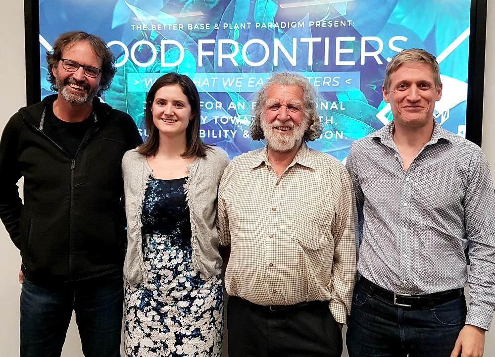 Food Frontiers presenters