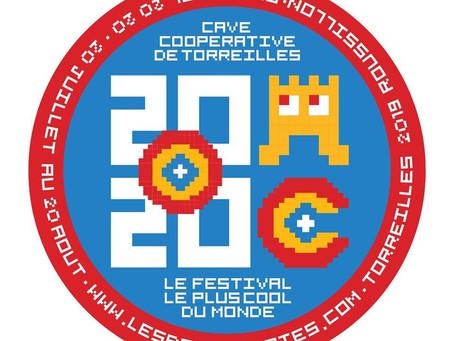 Exposition & marchés d'art au Festival Vingt sur vingt