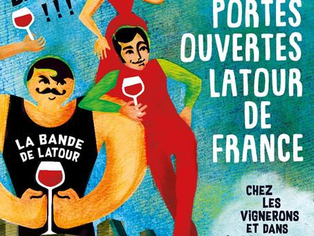 """Rdv le 10 Novembre pour """"Vous allez déguster !"""" de La Bande de Latour"""