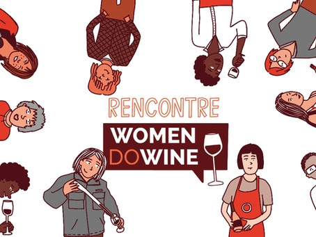 Des Oeuvres d'art pour le Salon Women Do Wine