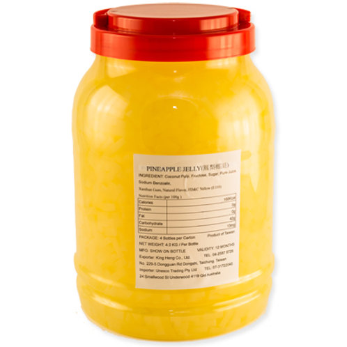 Pineapple Jelly (4kg)