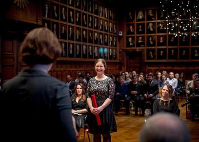 PhD Promotie/ PhD defence Utrecht