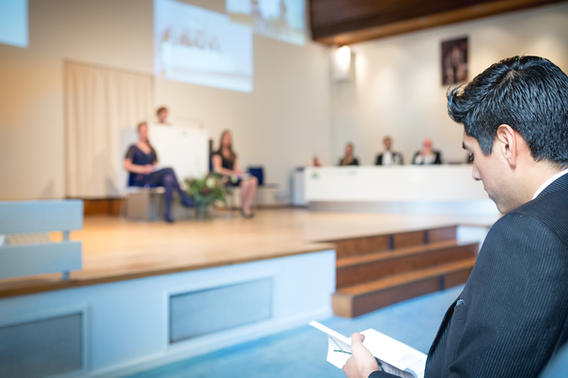 PhD Promotie/ PhD defence Wageningen
