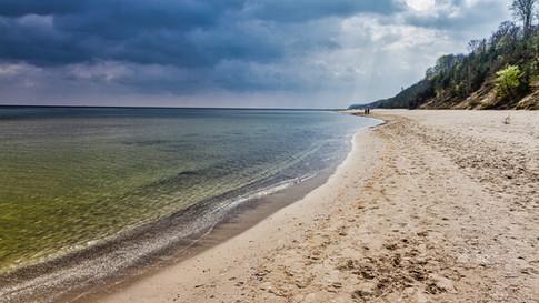 Strand bei Ückeritz