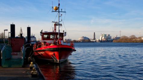 Anleger Dampfschiffsweg