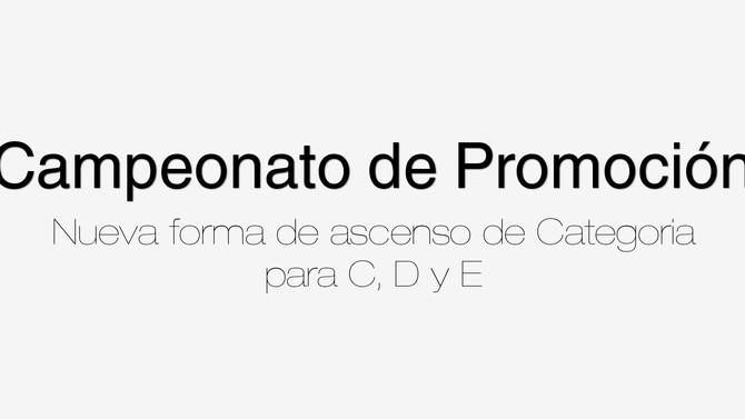 Campeonato de Promoción