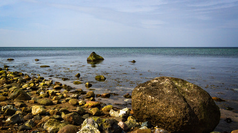 Heiligenhafen Steilküste