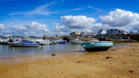 Trégunc, Hafen Trévignon