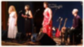 No Fuss and Feathers Roadshow Harmony Driven Folk Music and Americana