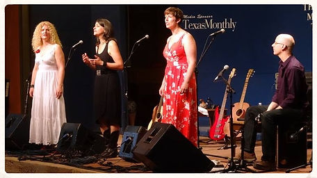 No Fuss and Feathers Roadshow Harmony Driven Folk Music and Americana