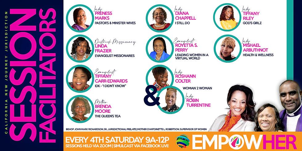 EmpowHER 4th Saturdays: Session V