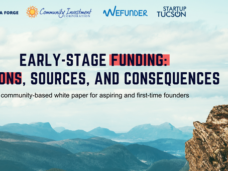 EARLY-STAGE FUNDING: OPTIONS, SOURCES, AND CONSEQUENCES