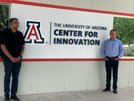 Tucson Local Media: Local startup combines technology and life sciences for a new method of vaccines