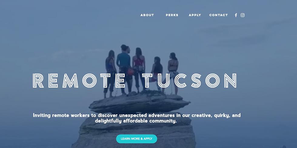 Remote Tucson Executive Consultation