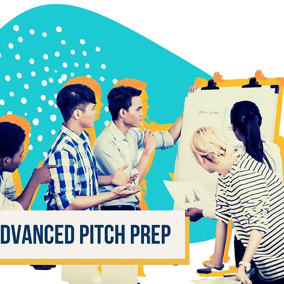 Advanced Pitch Deck and Presentation Preparation