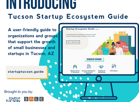 Introducing the Tucson Startup Ecosystem Guide