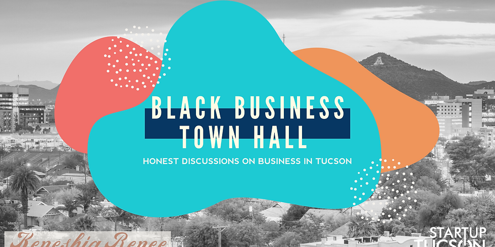 Black Business Town Hall: A State of Emergence