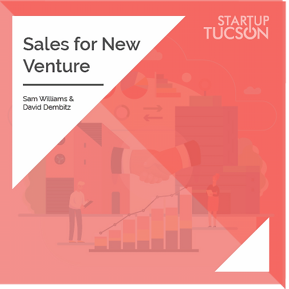Sales for New Ventures