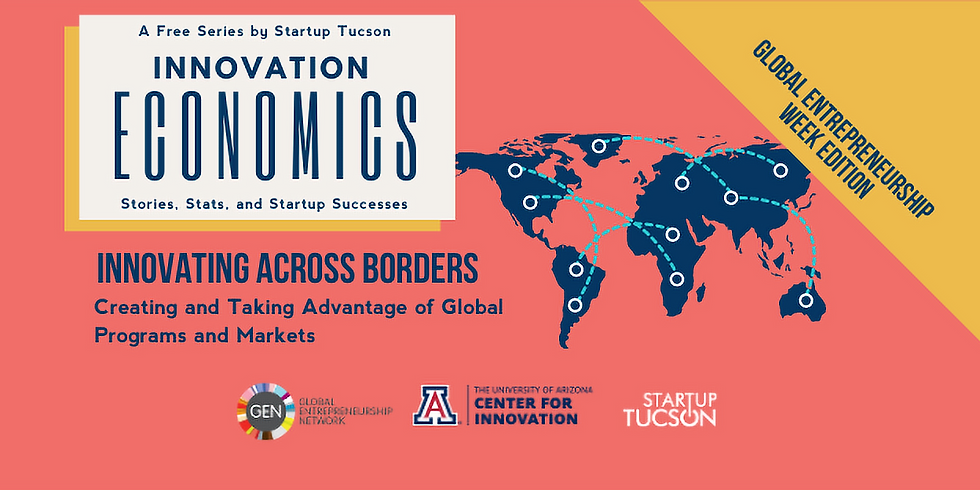 Innovating Across Borders on Innovation Economics