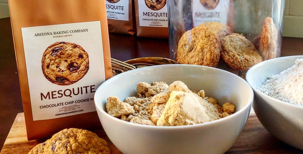 Mesquite Chocolate Chip Cookie Mix