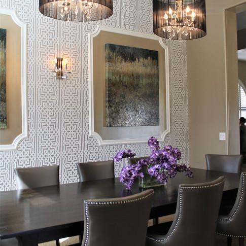 Oro Valley Dining Room 1_Designs By Priy